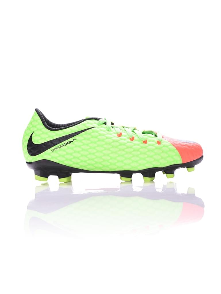 Football Factor NIKE KIDS JR HYPERVENOM PHELON III (FG