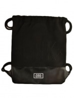 DRK 3D NEOPREN GYM SACK BAG BLACK