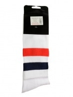 DORKO TRICOLOUR KNEE HEIGHT SOCKS