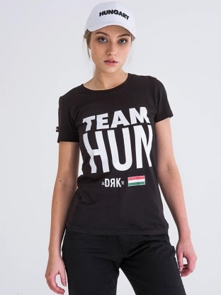 TEAM HUN T-SHIRT WOMEN